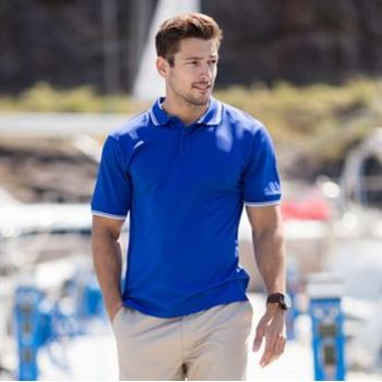 Double tipped Coolplus® polo shirt Vignette