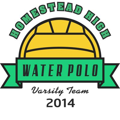 Water Polo Template DNT001 Vignette